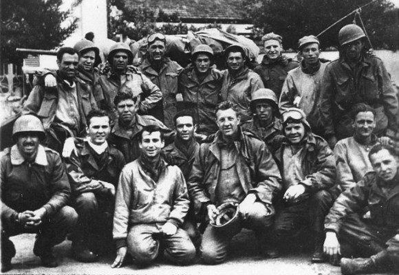 1stPlt, Recon Co.,894thTDbn, Italy1945.png