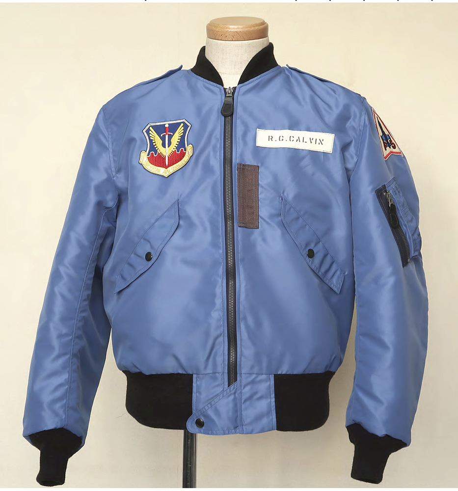 Another fantasy jacket from Buzz Rickson this time NASA ...