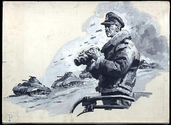 British-propaganda-posters-painting-ww2-British-general.jpg