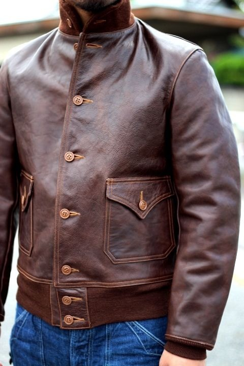 Freewheelers A1 Vintage Leather Jackets Forum