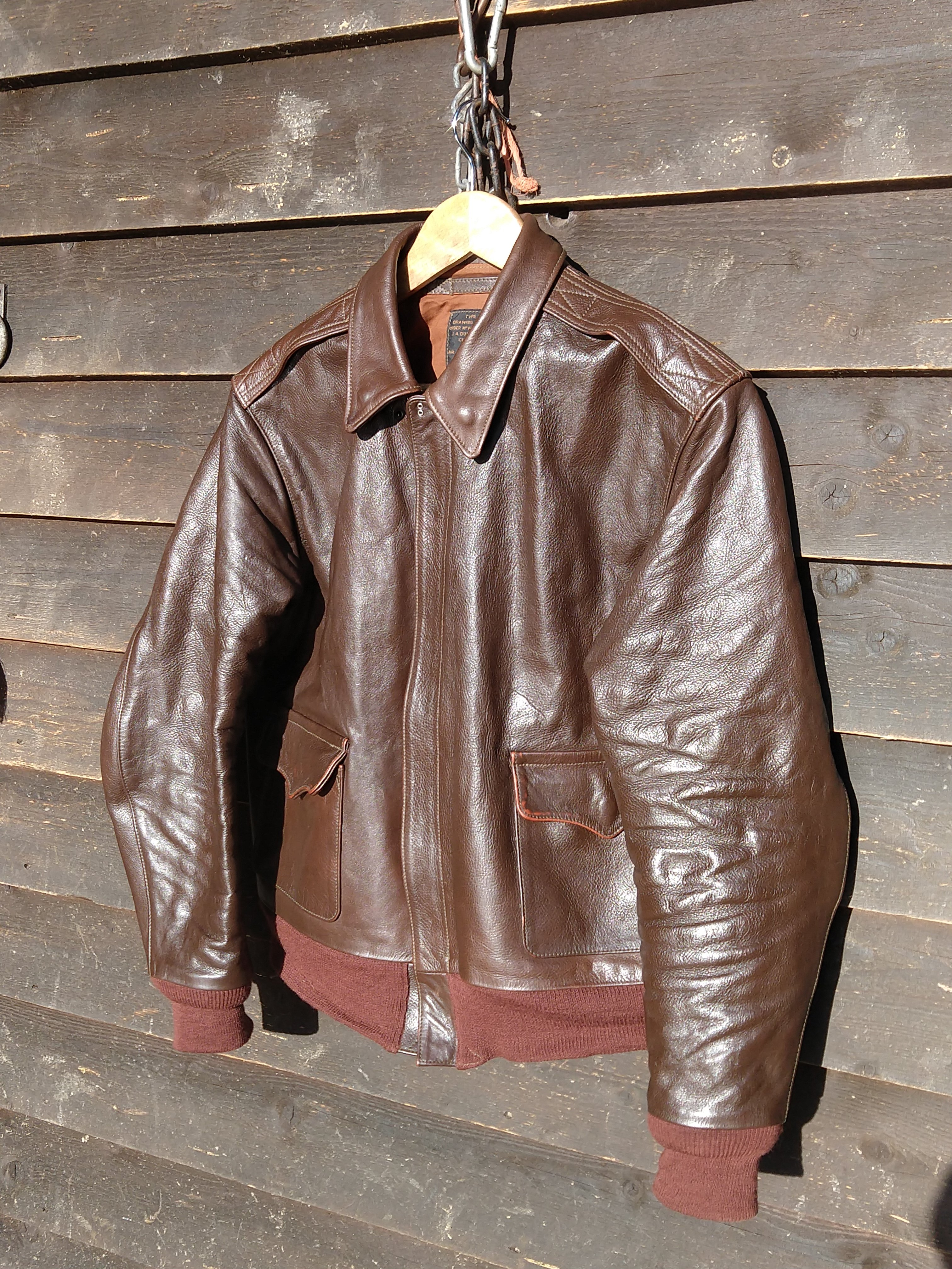 Platon Dubow seal? | Page 23 | Vintage Leather Jackets Forum