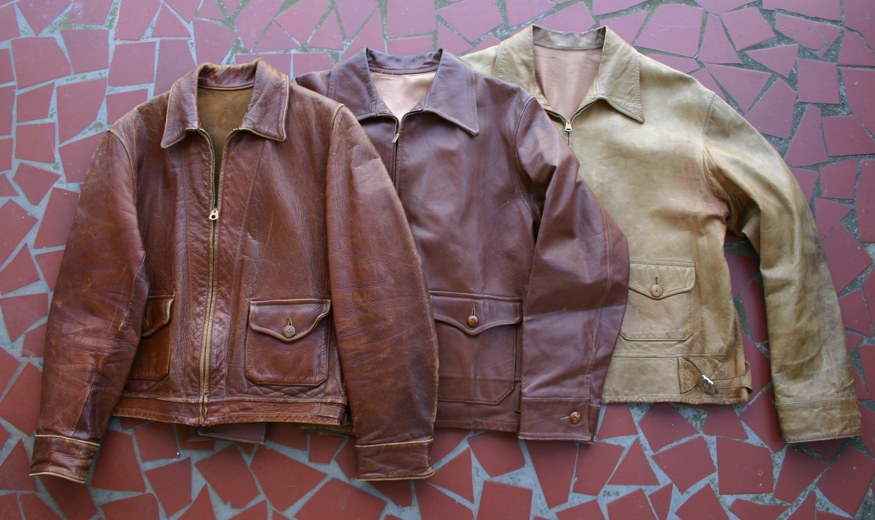 My Scully Jackets.jpg
