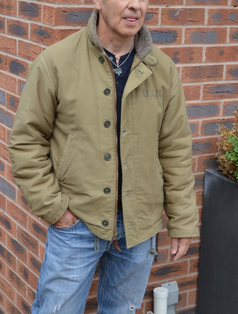 Optimized-Buzz Rickson wear jacket pics 002_zpslq5lhuce.JPG