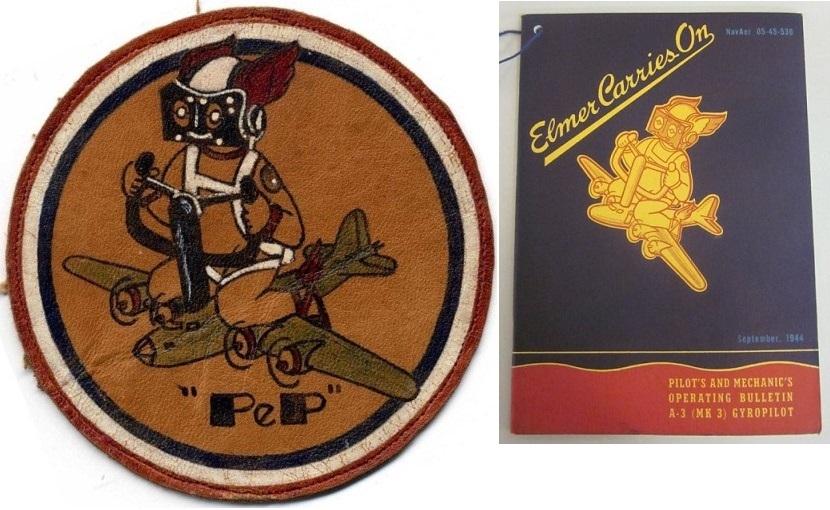 Personal patch,Lt.Norman 'PEP' Petrocine.jpg
