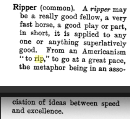 Rip A Dictionary of Slang, Jargon & Cant vol 2 p 174.png