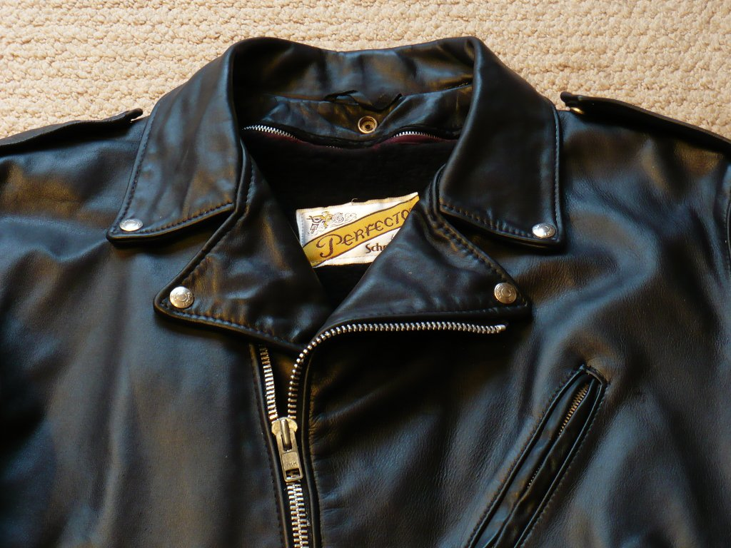 Vintage Leather Jackets Page 4 The Fedora Lounge