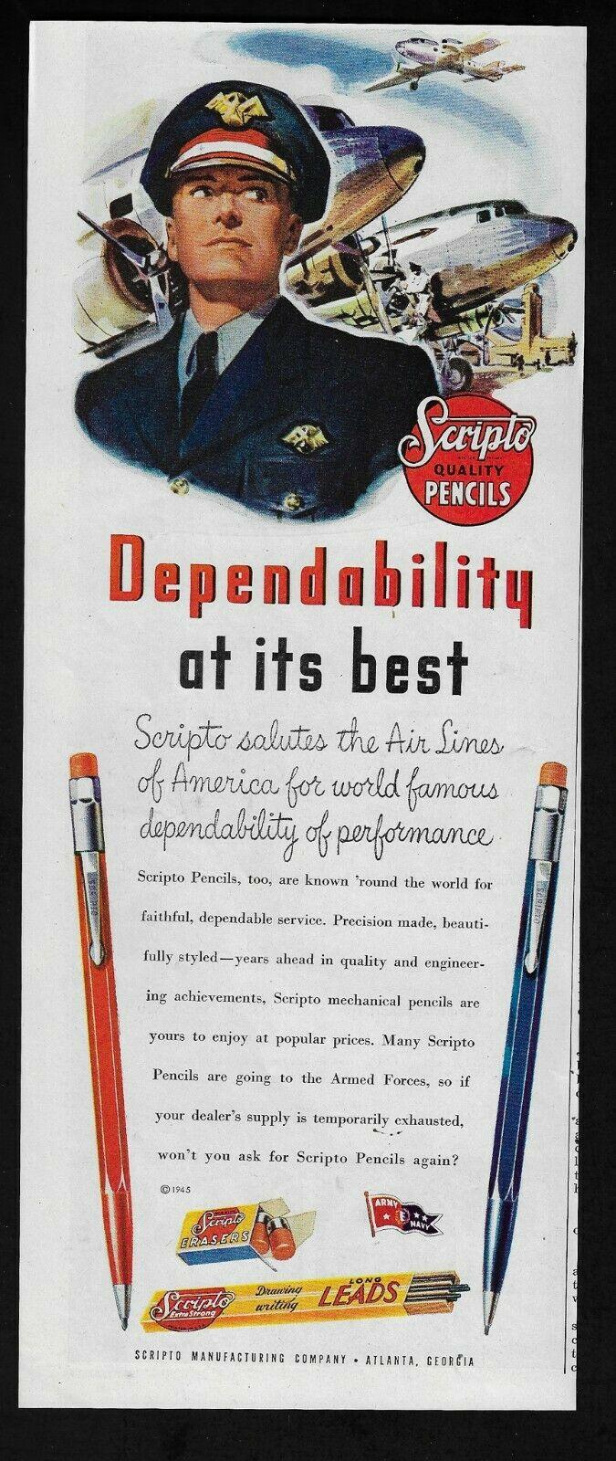 SCRIPTO-1945-pencil-airplane-pilot-war-wwii-illustration.jpg