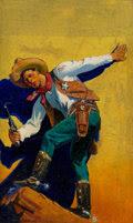 unnamed (1)  Frank Spradling 1931  The Sheriff Ducks.jpg