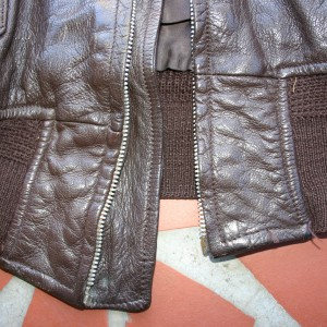 Fosters Clean Leather Zip Extension