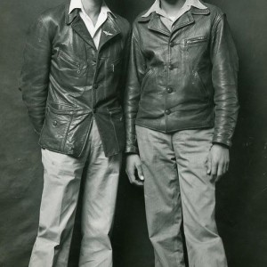 Mike Disfarmer Photo Of Button Up Jackets